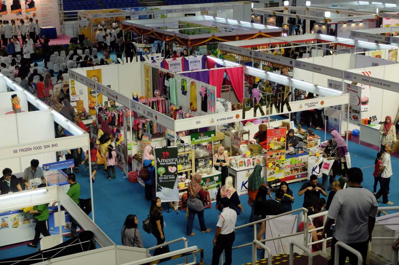 D Exhibition Penang : 8th penang international halal expo & conference instant